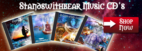 Standswithbear Music CD's