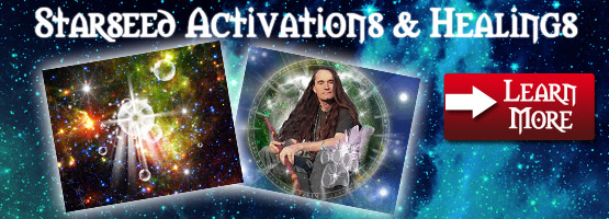 Standswithbear's Starseed Activations & Healings